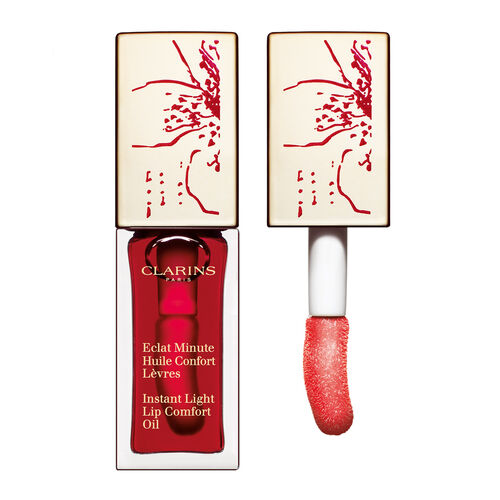 Instant Light Lip Comfort Oil Limited Edition