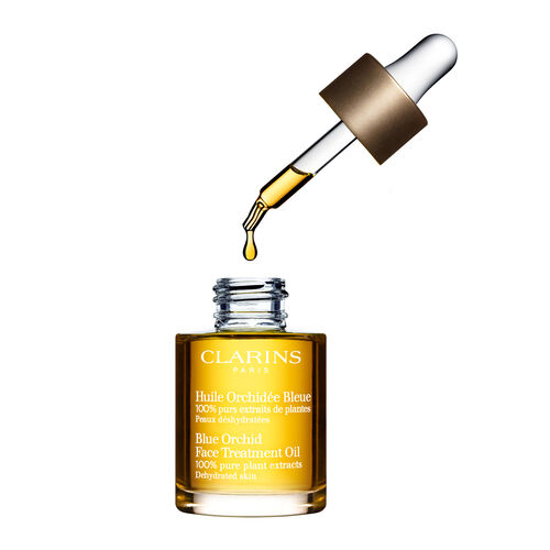 Blue Orchid Face Treatment Oil  30 ml