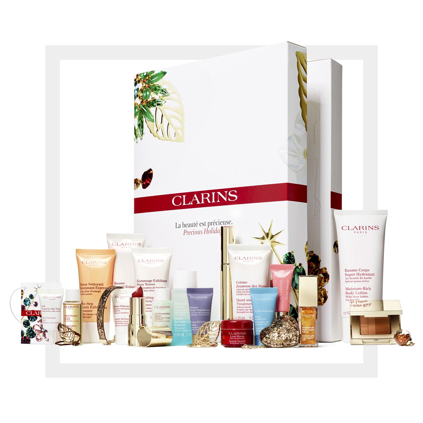 Advent Calendar The Sale Just For You Clarins