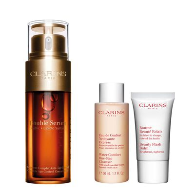 Radiant and Rested Double Serum 50ml Gift Set