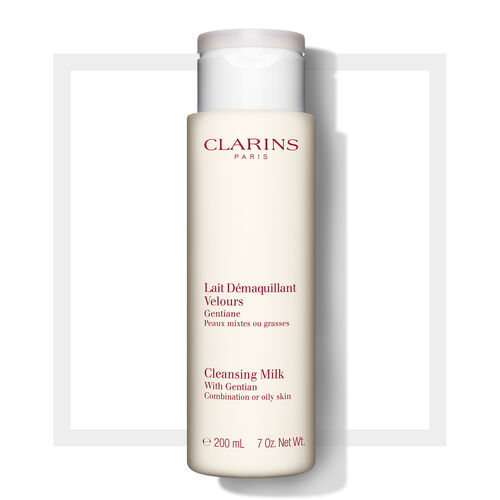 "Cleansing Milk With Gentian ""Combination/Oily Skin"""