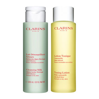 Cleansing Duo for All Skin Types