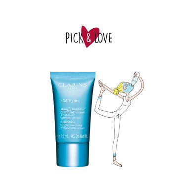 Pick&Love SOS Hydra Face Mask