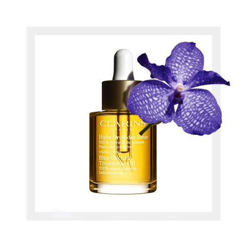 Blue Orchid Treatment Oil - Dehydrated Skin