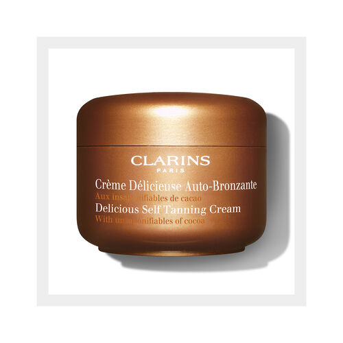 Delicious Self Tanning Cream