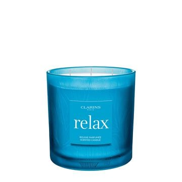 Relax Scented Candle - 3 wicks
