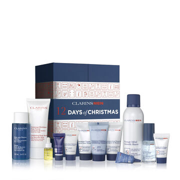ClarinsMen 12 Days of Christmas Calendar