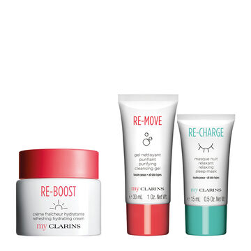 My Clarins: The Essentials