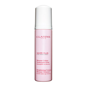 White Plus Radiance-Boosting Cleansing Foam