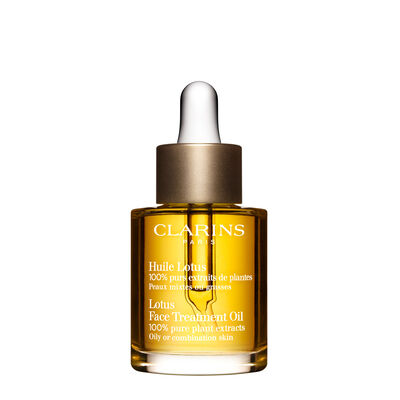 "Lotus Face Treatment Oil ""Oily/Combination Skin"" 30 ml"