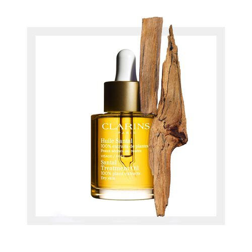 Santal Treatment Oil - Dry Skin