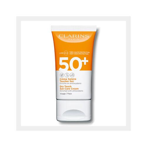 Dry Touch Facial Sun Care UVA/UVB 50+