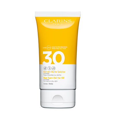 Sun Care Body Gel-in-Oil UVA/UVB 30