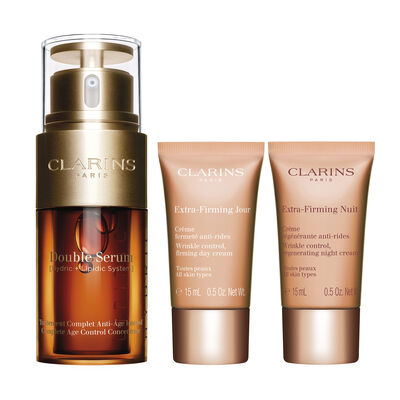 Double Serum & Extra-Firming Anti-ageing Gift Set