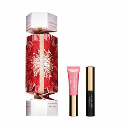 Festive Treats Eyes & Lips Cracker