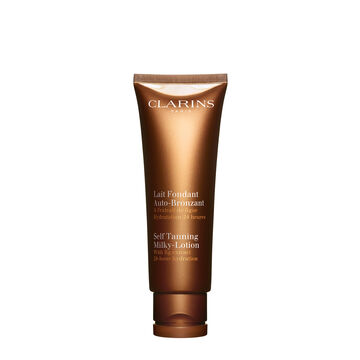 New Self Tanning Milky-Lotion