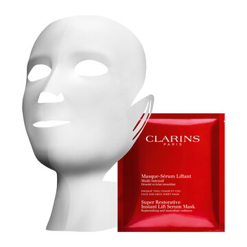 Super Restorative Instant Lift Serum-Mask