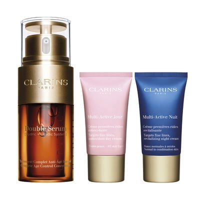 Double Serum & Multi-Active Anti-ageing Gift Set