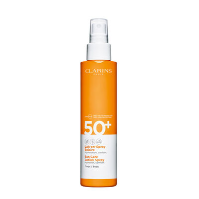 Sun Care Body Lotion-in-Spray UVA/UVB 50+