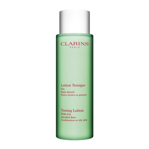 Toning Lotion With Iris - Combination/Oily Skin