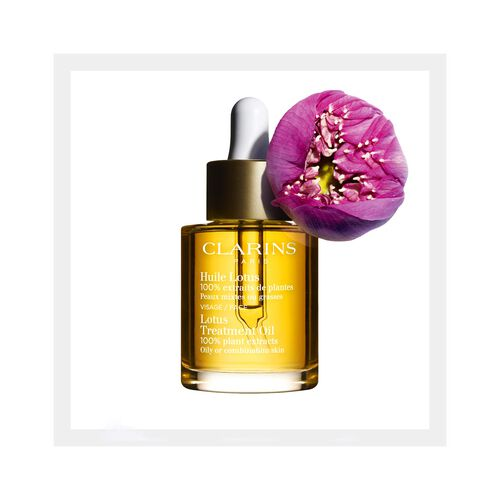 Lotus Treatment Oil - Combination/Oily Skin