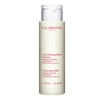 Cleansing Milk With Gentian - Combination/Oily Skin