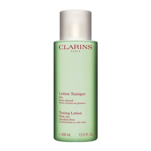 Toning Lotion With Iris - Combination/Oily Skin (Luxury Size)