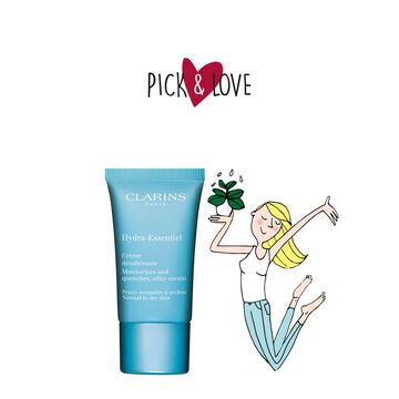 Pick&Love Hydra-Essentiel Silky Cream - Normal to Dry Skin