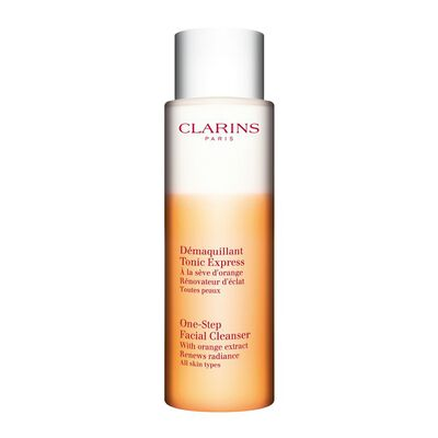 One-Step Facial Cleanser with Orange Extract - All Skin Types