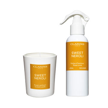 Sweet Neroli Home Fragrance Bundle