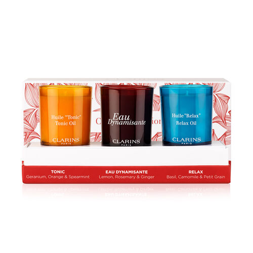 Candle Trio Collection