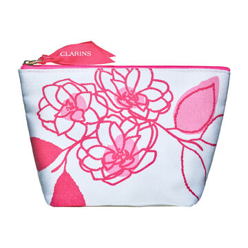 Pink Beauty Pouch