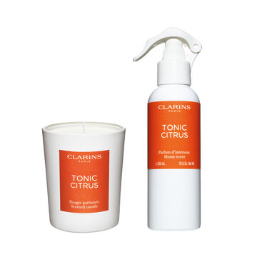 Tonic Citrus Home Fragrance Bundle