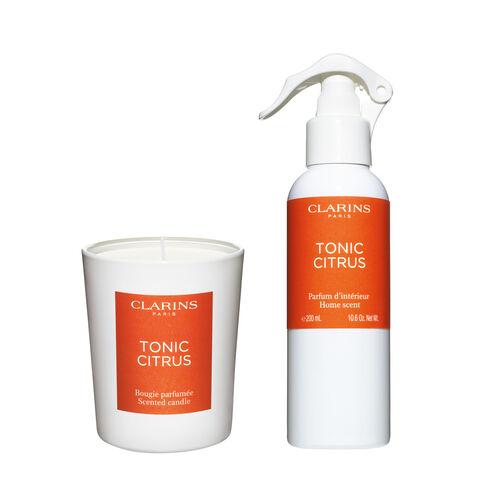 Tonic Citrus Home Fragrance Bundle