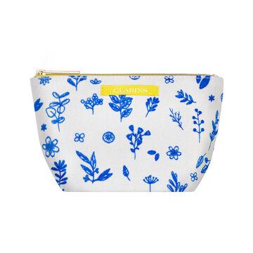 Blue Beauty Pouch