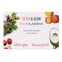 My Clarins Detox & Glow Spa Treatment