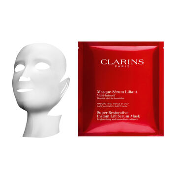 Super Restorative Instant Lift Serum Mask Duo