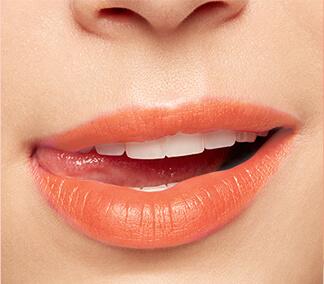 Lips Orange - 1