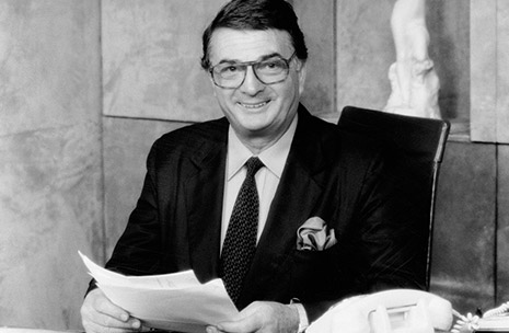 Photo of Jacques Courtin-Clarins
