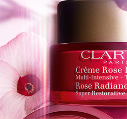 Rose Radiance Cream with hibiscus sabdariffa flower acids