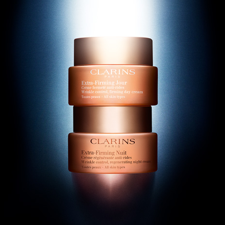 Day and Night Extra-Firming Duo packs