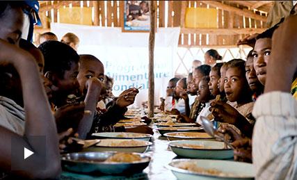 FEED & Clarins, projet à Madagascar