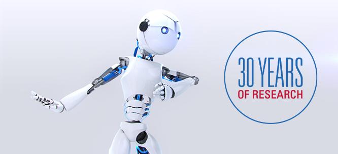 Image of the Arthritis Foundation's robot