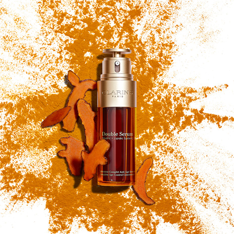 Double Serum with turmeric