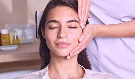 Visual demo massage spa