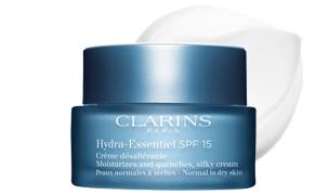 Silky cream SPF 15 – Normal to dry skin