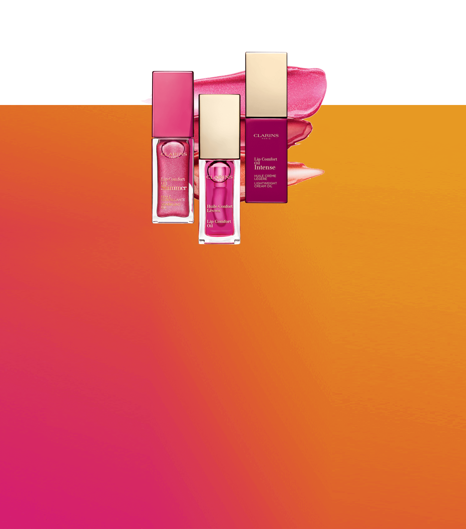 Choose your Lip Comfort Oil