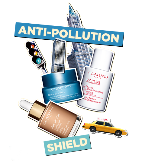 ANTI-POLLUTION SHIELD