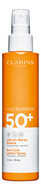 Sun Care Lotion Spray UVA/UVB 50+ 150 ml