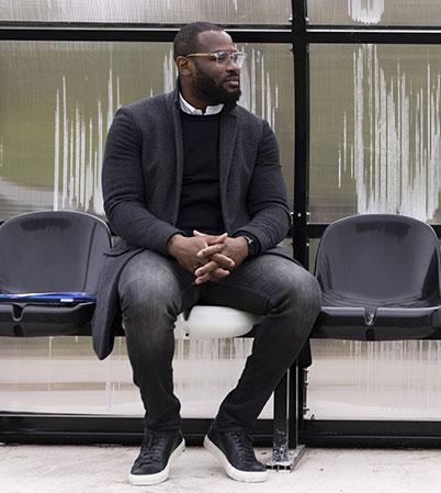 Ugo Monye - Host